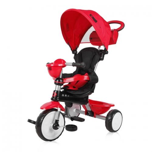 LORELLI ONE Τρίκυκλο ποδήλατο bebe κόκκινο Δαλαβίκας bikes