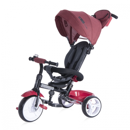 LORELLI MOOVO EVA Τρίκυκλο ποδήλατο bebe σε 4 χρώματα Δαλαβίκας bikes