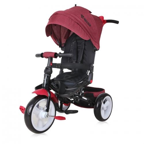 LORELLI JAGUAR Τρίκυκλο ποδήλατο bebe σε 4 χρώματα Δαλαβίκας bikes