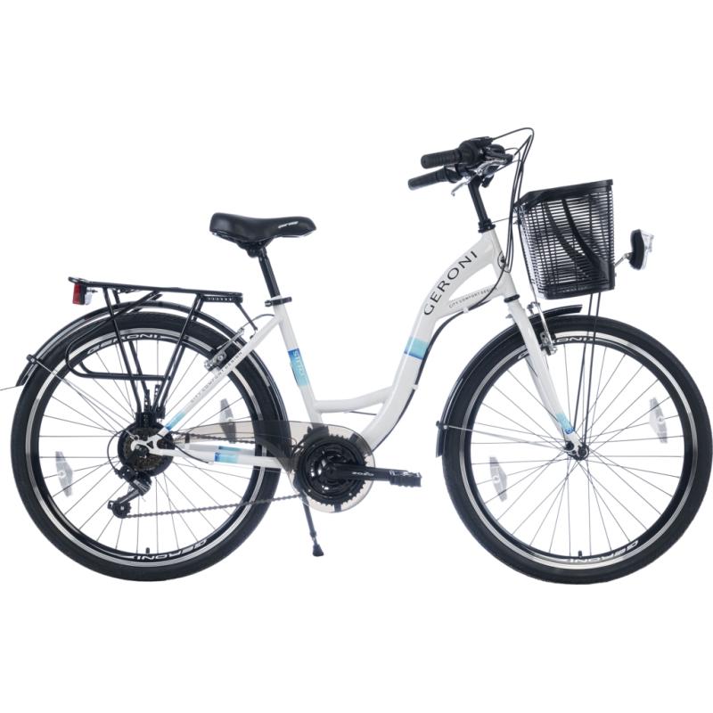 Ποδήλατο πόλης Geroni Sirio City 28'- γυναικείο Dalavikas bikes