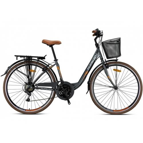 Ποδήλατο πόλης Kron Tetra City 28'- γυναικείο Δαλαβίκας bikes