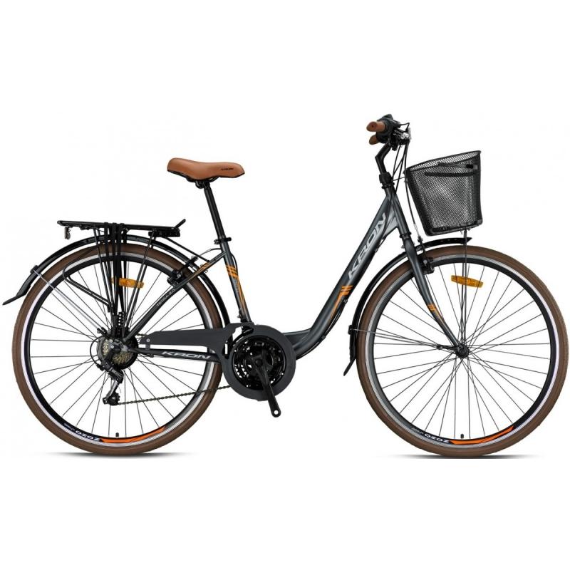 Ποδήλατο πόλης Kron Tetra City 28'- γυναικείο Dalavikas bikes
