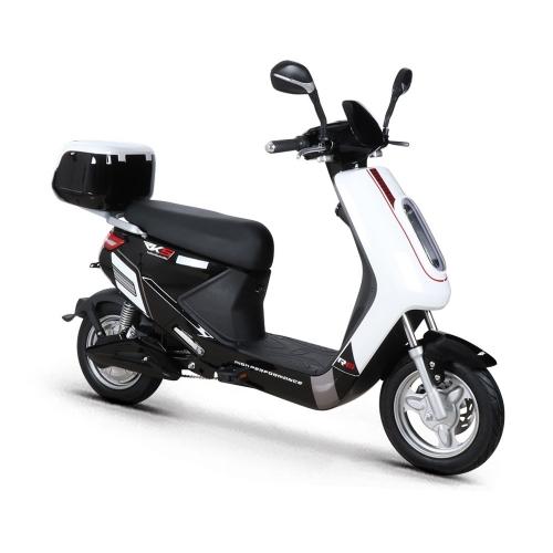 R8 WHITE 250W RKS e-scooter - Ηλεκτρικό scooter Δαλαβίκας bikes