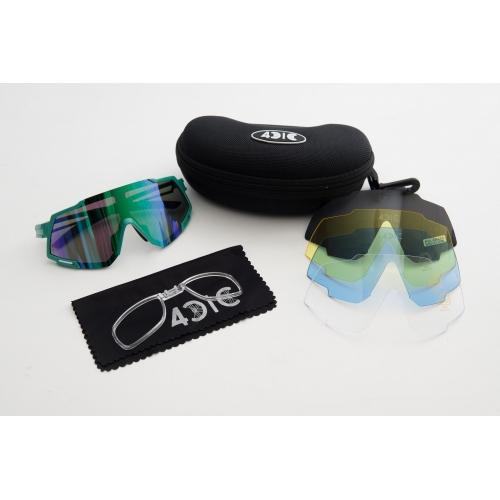 4CIC L4C Stelvio Αθλητικά, ποδηλατικά γυαλιά ηλίου Δαλαβίκας bikes