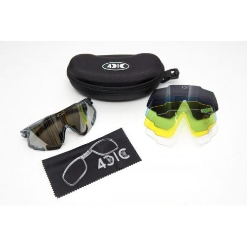 4CIC L4C Mortirolo Αθλητικά, ποδηλατικά γυαλιά ηλίου Δαλαβίκας bikes