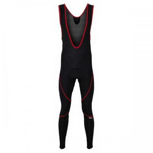BicycleLine Motive Bib Tight Red