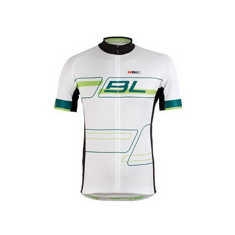 Bicycle Line Morgan Short Sleeve Jersey Green