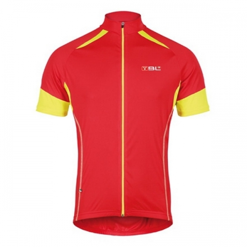 Bicycle Line Vision Short Sleeve Jersey Red
