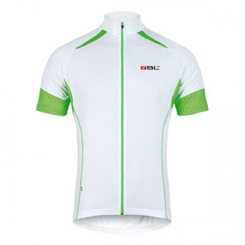 Bicycle Line Vision Short Sleeve Jersey White