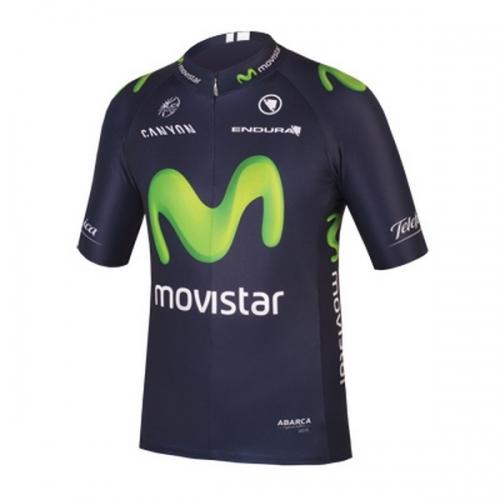 Movistar SS Jersey 2015