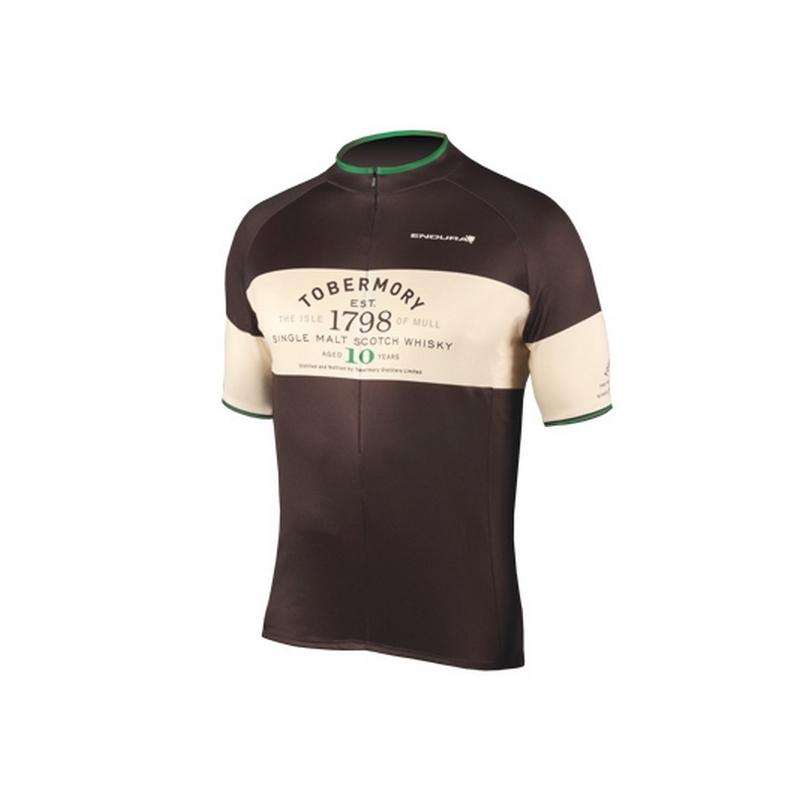 Tobermory Whisky Jersey Dalavikas bikes