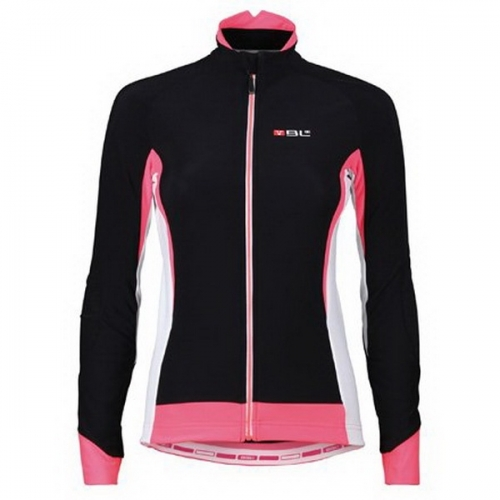 Bicycle Line Long Sleeved Jersey Sogno Black