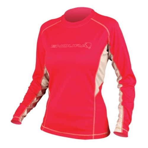 Endura Pulse LST Woman Coral