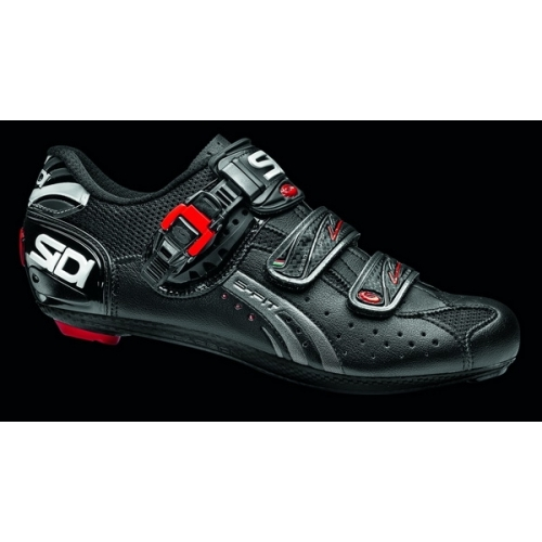 Sidi Genius 5 Fit Carbon Black Δαλαβίκας bikes