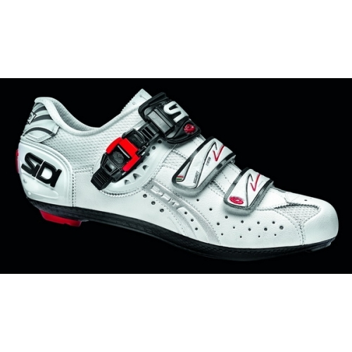 Sidi Genius 5 Fit Carbon White