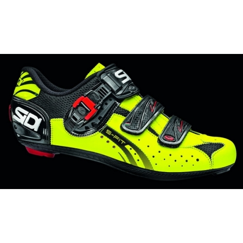 Sidi Genius 5 Fit Carbon Yellow Δαλαβίκας bikes