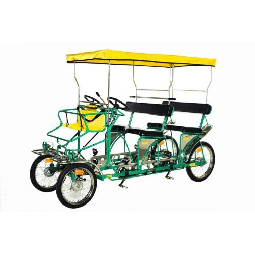 Ποδήλατο τετράτροχο Ciclofan Delfino