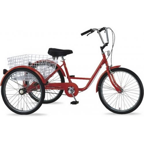 Τρίτροχο ποδήλατο πόλης 24' 5sp