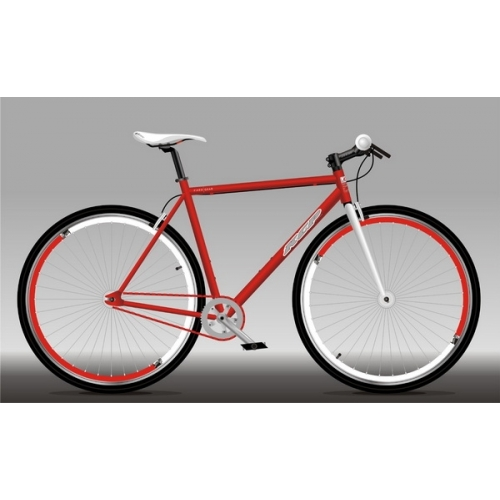 Kcp Fixedgear Red