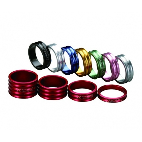 XON 1 1 8 ALLOY HeadSet Spacers Δαλαβίκας bikes