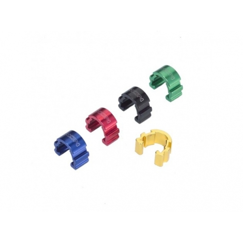 XON ALLOY C-CLIP CABLE Guides Δαλαβίκας bikes