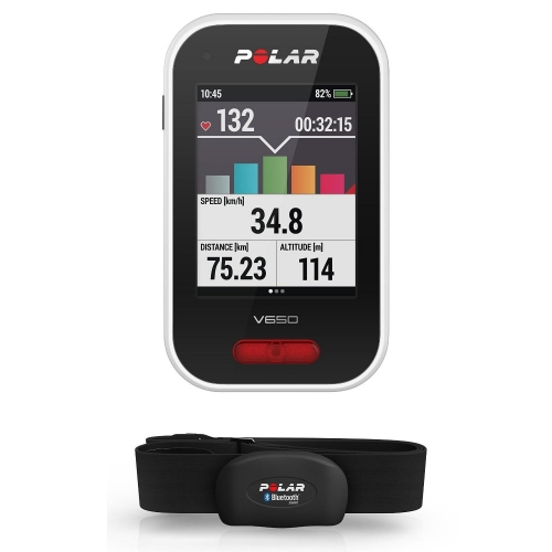 Polar V650 Heart rate