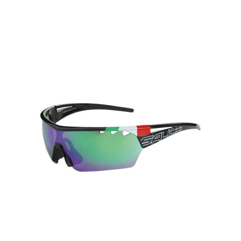 Salice 006 ita black green γυαλιά ηλίου