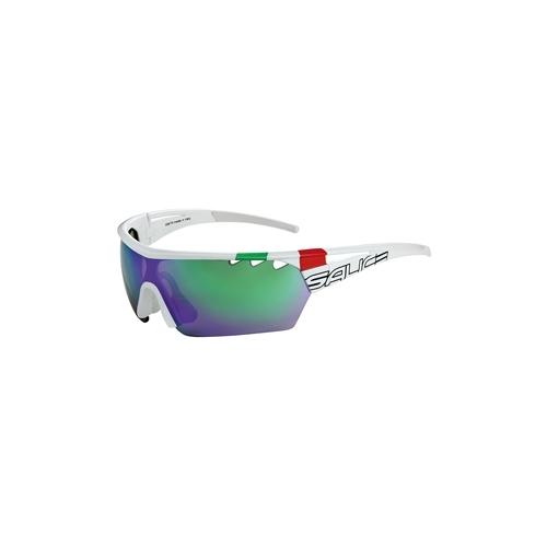Salise 006 ita white green γυαλιά ηλίου