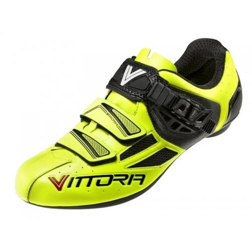 Vittoria Speed Yellow παπούτσια δρόμου
