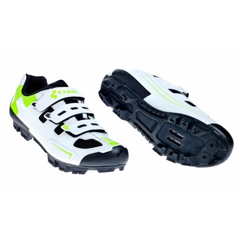 Παπούτσια Cube MTB CMPT 17004 White & Green & Black