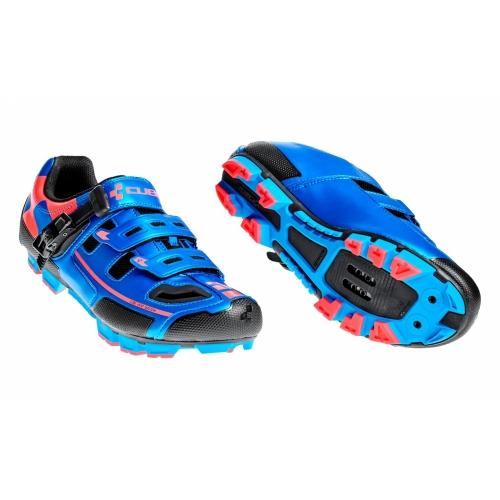 Παπούτσια Cube MTB PRO 17007 Blue'n'flashred