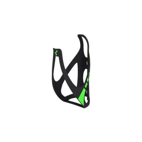 Παγουροθήκη Cube HPP Matt Black & Green - 13070