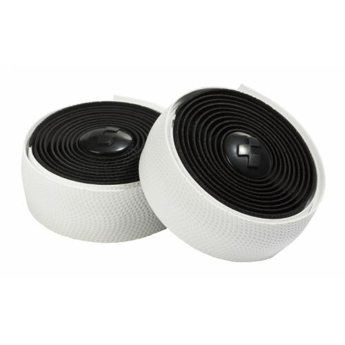 Ταινία τιμονιού δίχρωμη Cube Bar Tape White & Black - 11862
