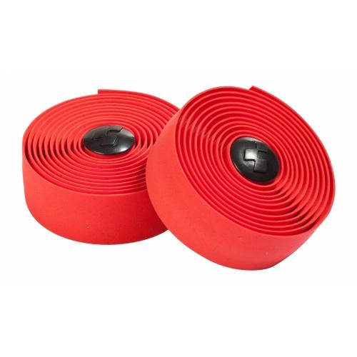Ταινία τιμονιού Cube Bar Tape Cork Red - 33038