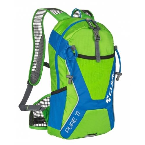 Τσάντα Cube Backpack PURE 11- 12089 Green & Blue
