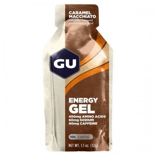 Gu Energy Gel Caramel MacchiatoΕνεργειακό τζελ