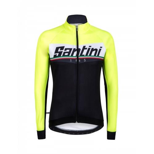 Santini Meridian Winter Jacket- ποδηλατικό χειμερινό μπουφάν Δαλαβίκας bikes