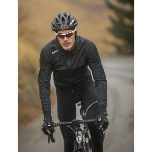 Santini Guard Jacket -Ποδηλατικό χειμερινό αδιάβροχο μπουφάν Δαλαβίκας bikes