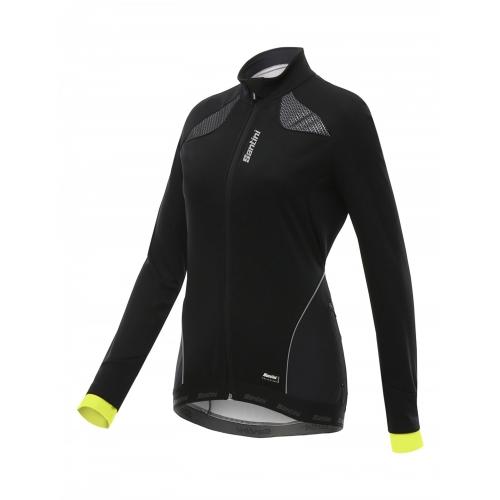 Santini Coral Jacket -Ποδηλατικό χειμερινό γυναικείο αδιάβροχο μπουφάν Δαλαβίκας bikes