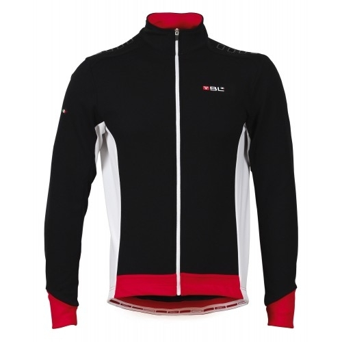 Bicycle Line EROICA Μαύρη χειμερινή μπλούζα