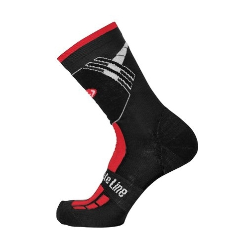 Bicycle Line Shaun Black χειμερινές κάλτσες