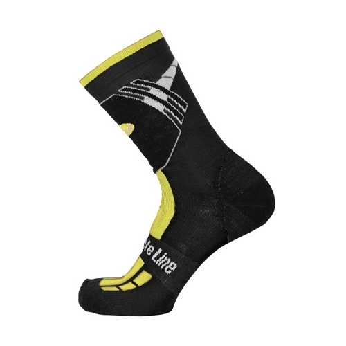 Bicycle Line Shaun yellow χειμερινές κάλτσες