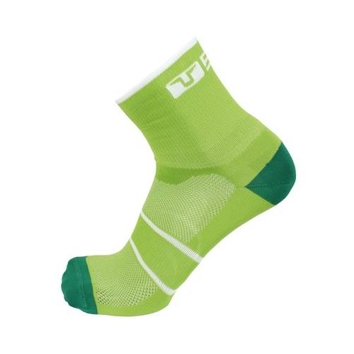 Bicycle Line Tour F green ποδηλατικές κάλτσες