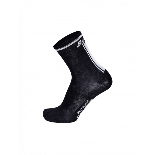 Santini prl 20 white ποδηλατική extra χειμερινή κάλτσα