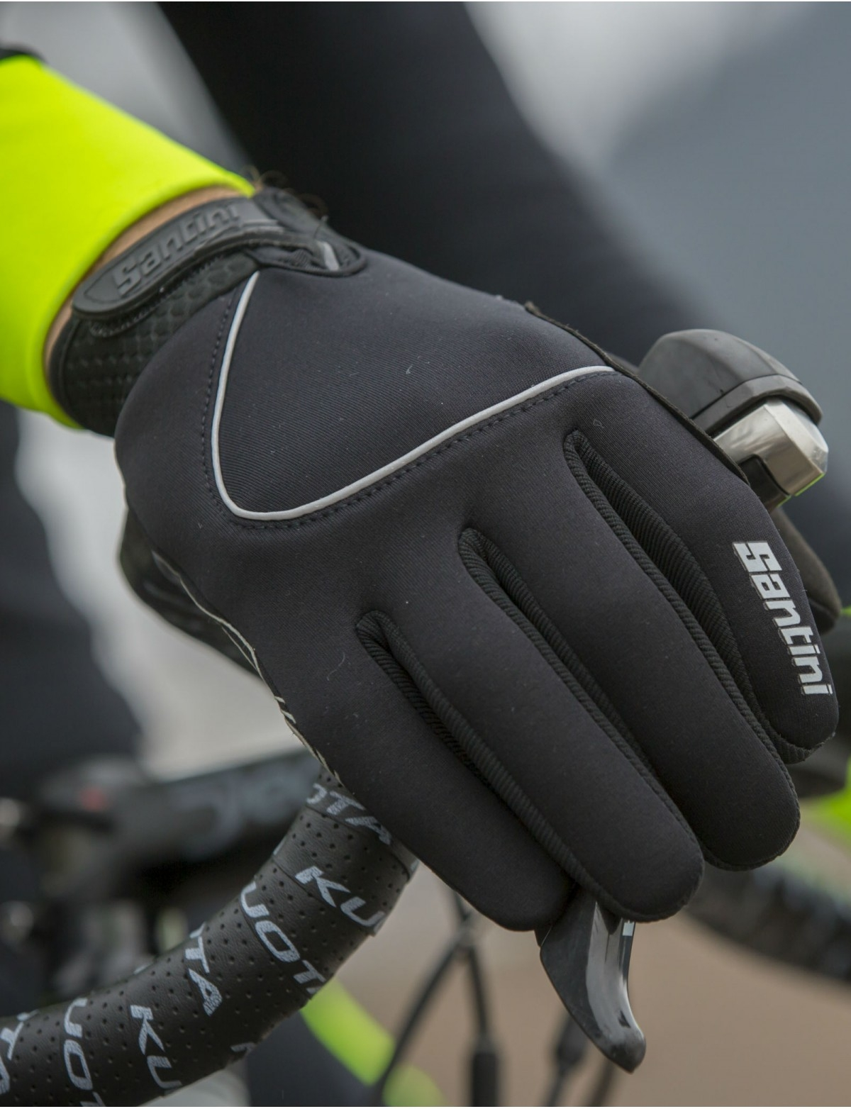 Santini Studio Win χειμερινά γάντια - Δαλαβίκας bikes 8d5c3e1ef88