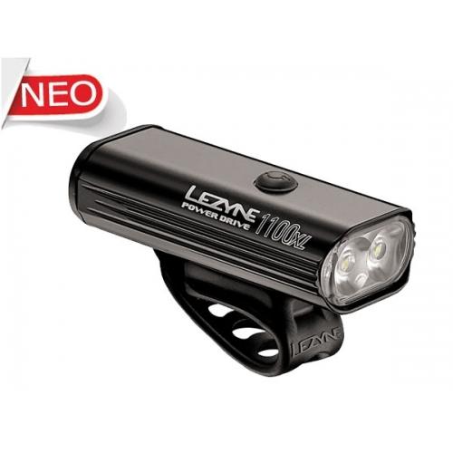 Lezyne Power Drive XL μπροστινό φως 1100 lumens