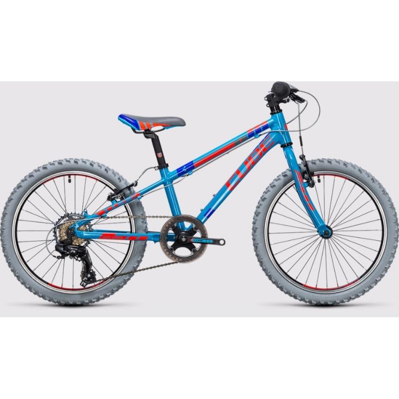 Cube Kid 200 blue & red Παιδικό Ποδήλατο