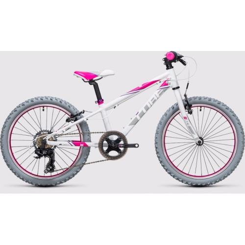 Cube Kid 200 girl white & pink Παιδικό Ποδήλατο