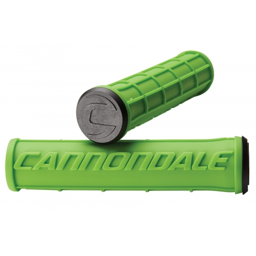 CANNONDALE GRIP SILICONE LOGO Χειρολαβές