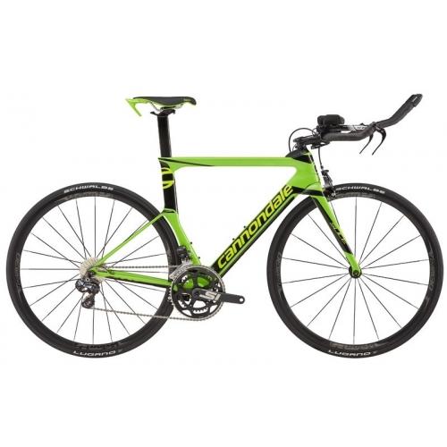 CANNONDALE SLICE CRB ULTEGRA Di2 2017 Ποδήλατο Χρονομέτρου